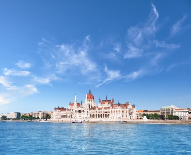 Parlement à budapest, hongrie