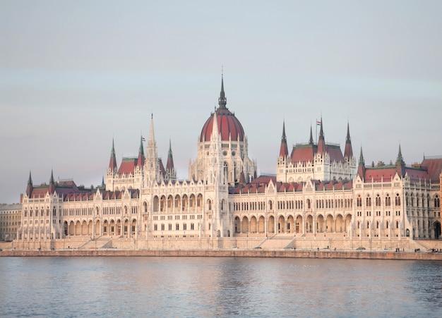 Parlement hongrois à budapest