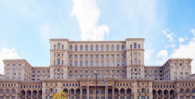Parlement de roumanie