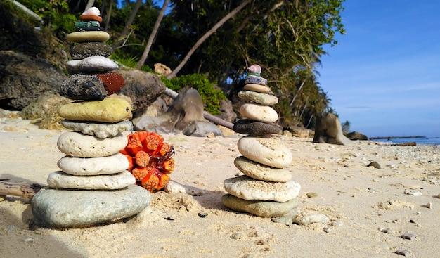 Parmi les rochers