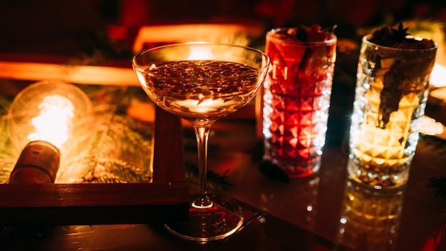 Party bar boissons boisson rafraîchissante festivité