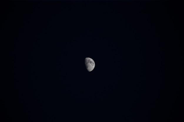 Pas une pleine lune dans le ciel
