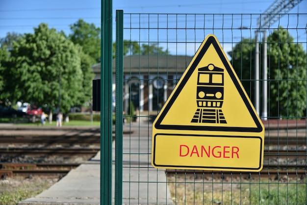 Passage piéton dangereux à la gare