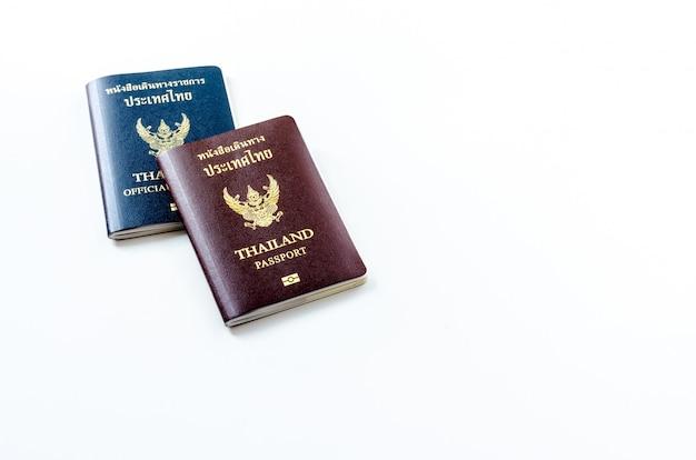 Passeport de thaïlande