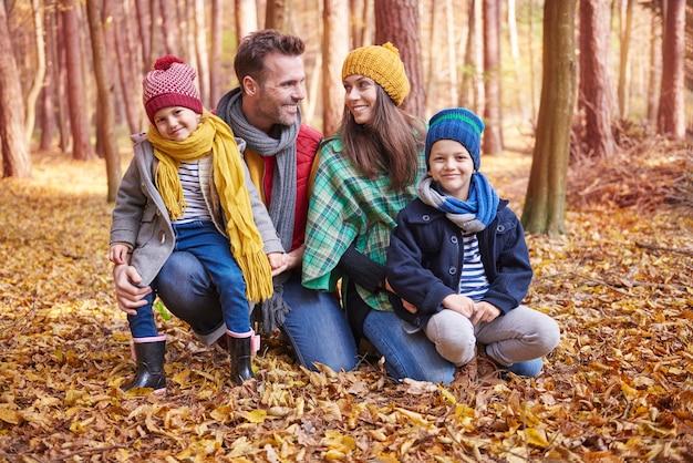 Passer du bon temps avec les parents