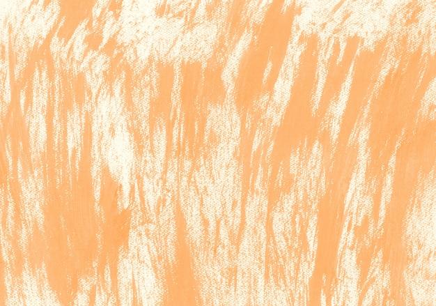 Pastel orange terre ton automne couleurs peinture acrylique abstrait texture fond fait à la main