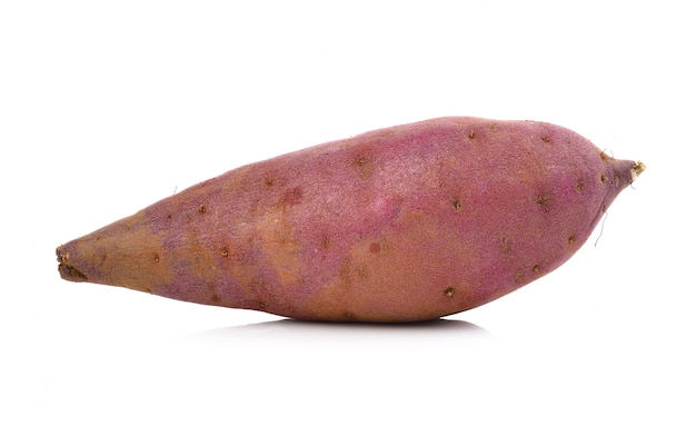 Patate douce isolée