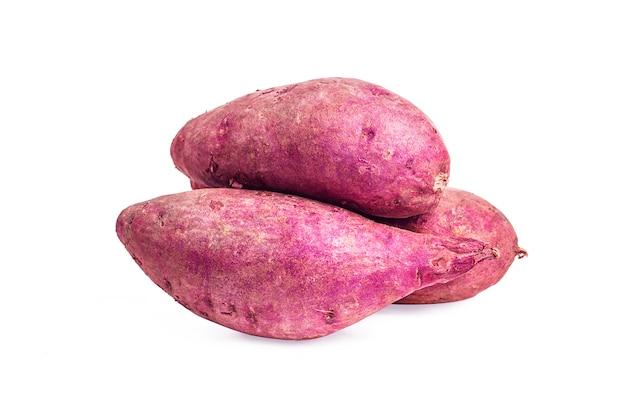 La patate douce? pourpre de patate douce