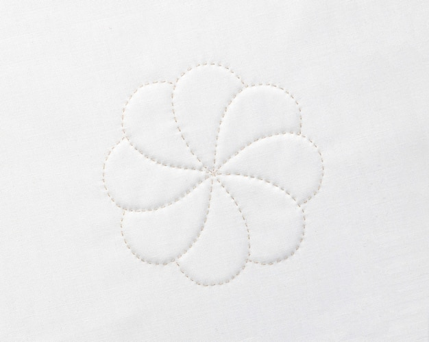 Patchwork quilt, motif de base