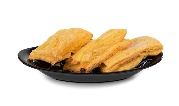 Pâte feuilletée khari