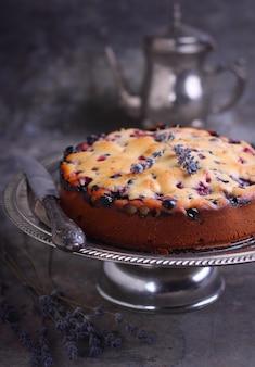 Pâte à tarte décorée d'étoiles