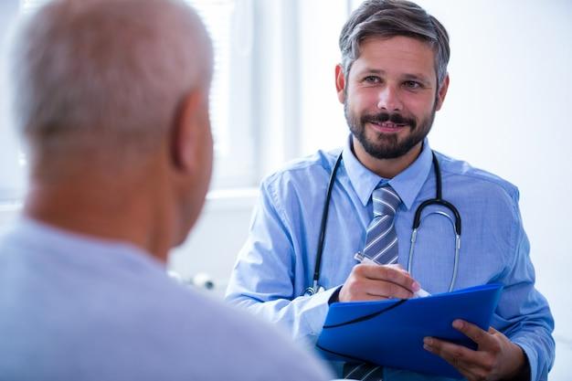 Patient consulter un médecin