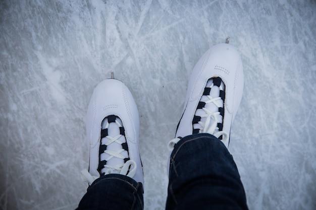 Patinage sur glace
