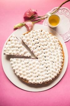 Pâtisserie, biscuits, gâteau, concept de nourriture de dessert de sucre