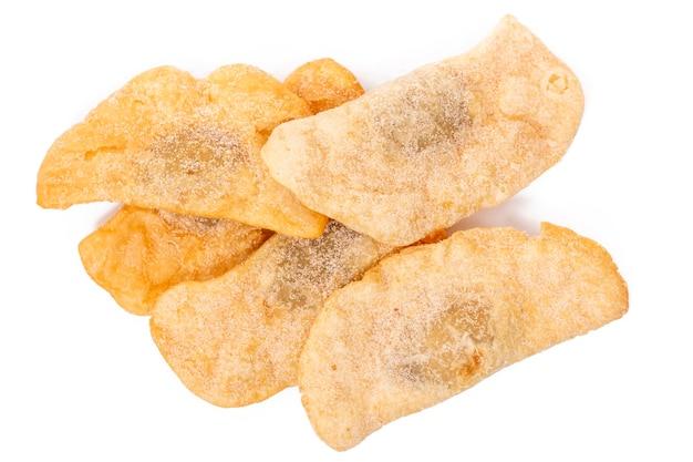 Pâtisserie portugaise typique de pois chiches ou de patates douces