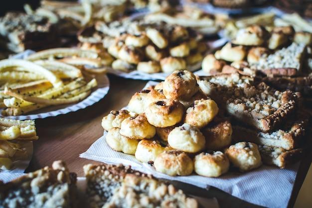 Pâtisserie traditionnelle tchèque