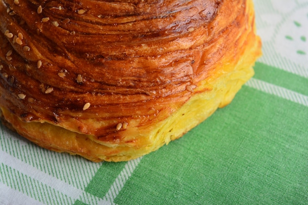 Pâtisseries fraîches gogal garniture sucrée