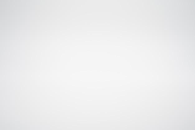 Patition propre blanc vide et plancher dans la boîte d'éclairage de studio pour l'objet et tout fond de produit