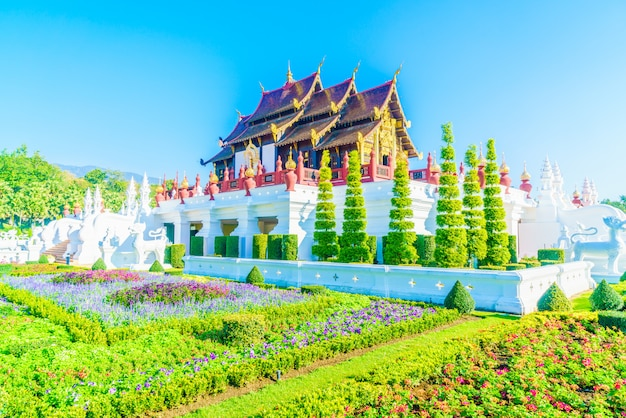 Pavillon royal à chaing mai