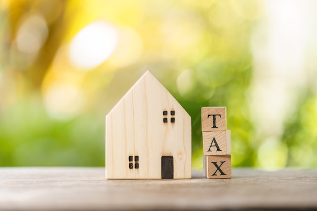 Payez le revenu annuel (taxe) pour l'année sur la calculatrice.