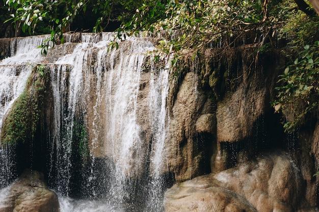 Paysage de cascade