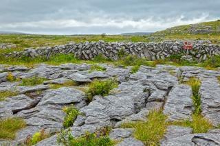 Paysage hdr paysage poulnabrone