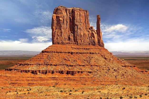 Paysage naturel de horseshoe bay, grand canyon, colorado river, monument valley. arizona, états-unis