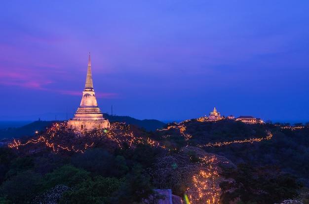Paysage de phetchaburi