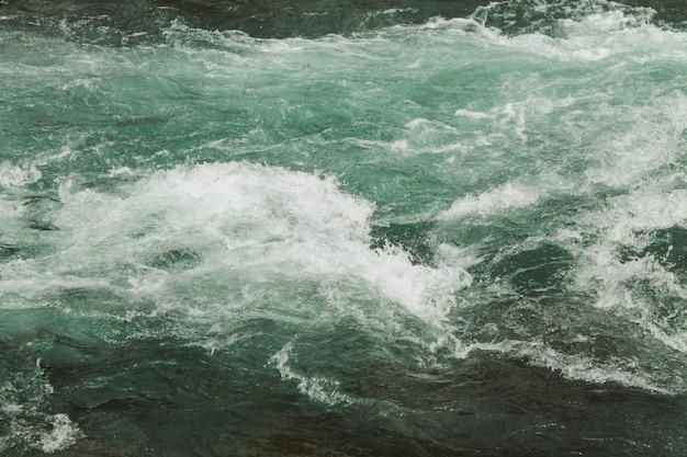 Paysage de la rivière swat kalam swat