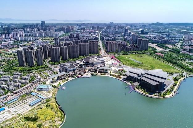 Paysage urbain en chine