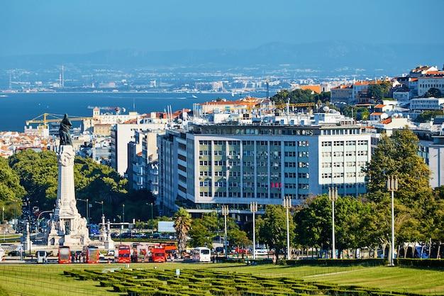 Paysage urbain de lisbonne