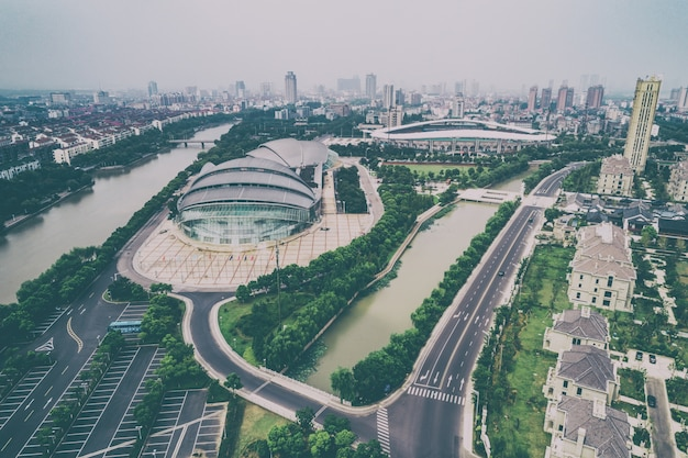 Le paysage urbain
