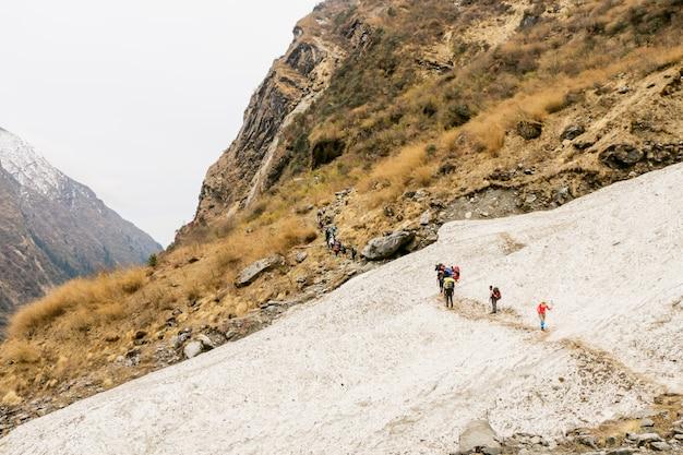Paysages rocher nature météo touristique