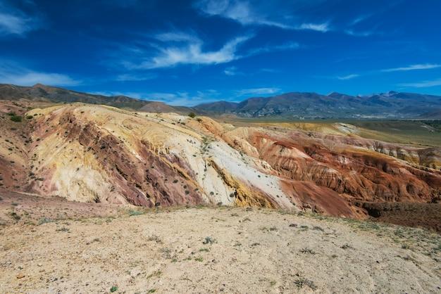 Paysages de la vallée de mars