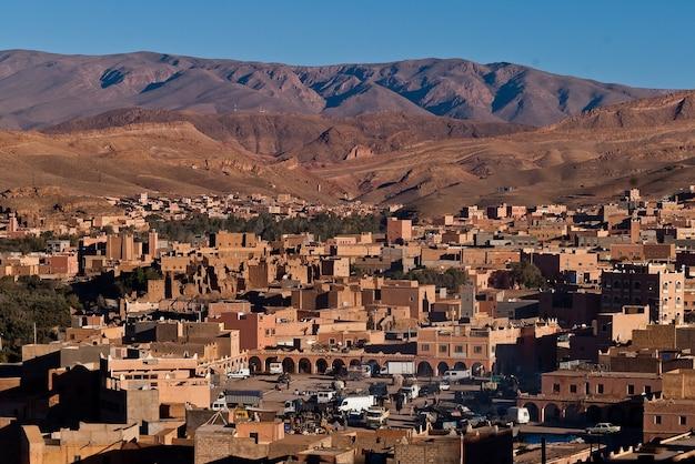 Paysages et villes maroc