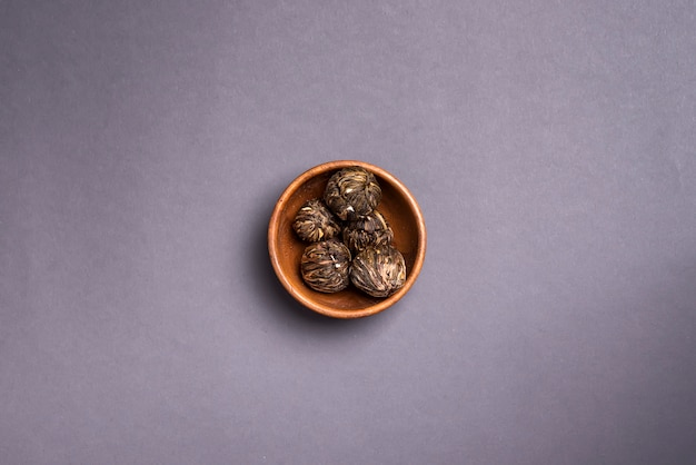 Pêche du dragon: thé traditionnel chinois