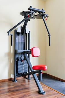 Peck back machine d'entraînement de gym