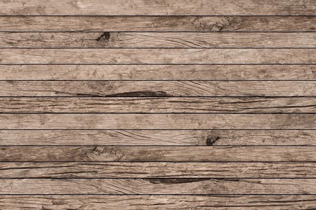Peeling vintage de texture de fond en bois brun âgé.