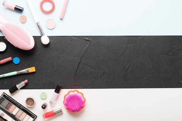 Peignes et cosmétiques