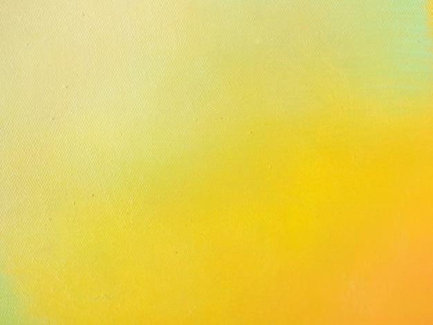 Peinture abstrait avec ciel doux texturé après le coucher du soleil