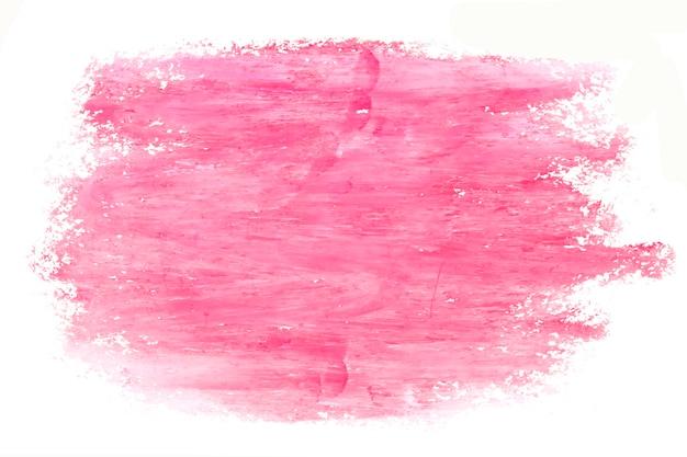 Peinture abstraite de couleur rose. grunge conçu sur la texture du mur