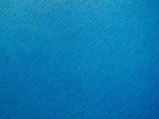 Peinture abstraite grunge décoratif abstrait bleu mur sombre dégradé de couleur avec crayon bleu ligne sur toile abstrait et la texture.