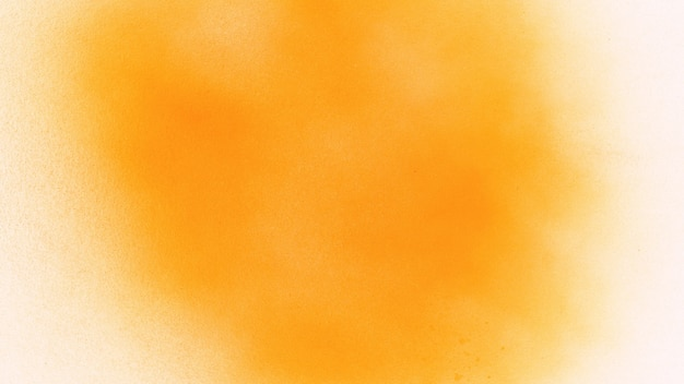 Peinture aérosol orange fluo