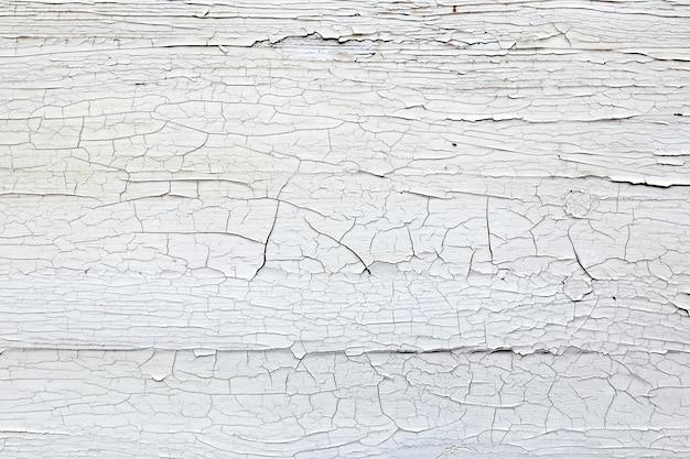 Peinture craquelée sur le mur