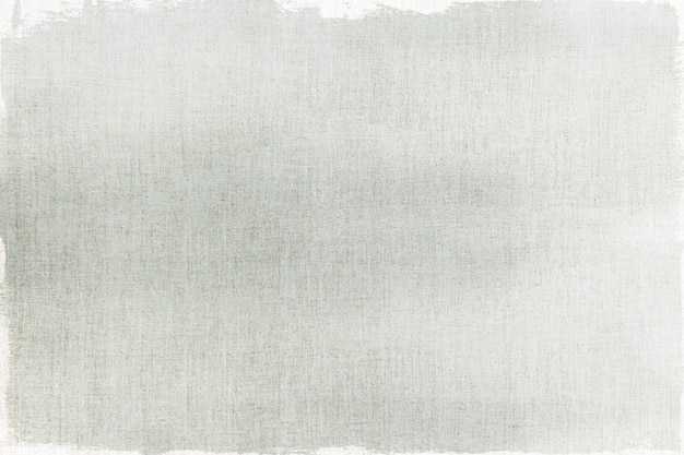 Peinture grise sur un fond texturé de toile