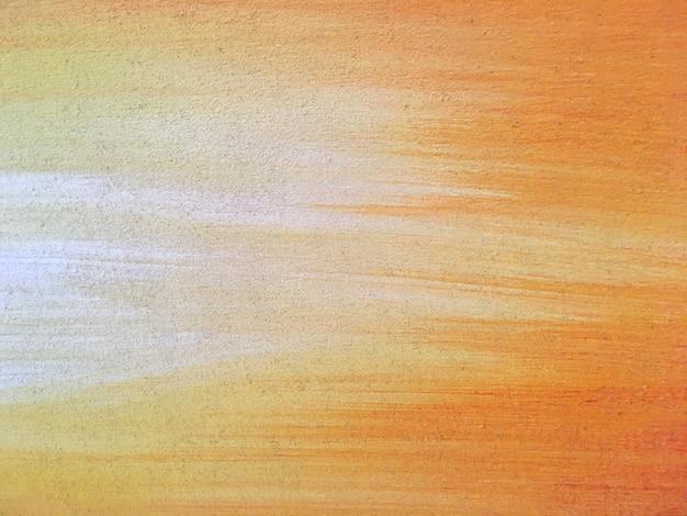 Peinture en gros plan sur toile