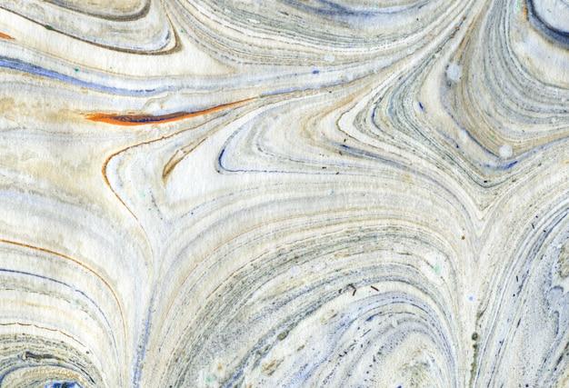 Peinture à l'huile abstraite chaotique fond de texture