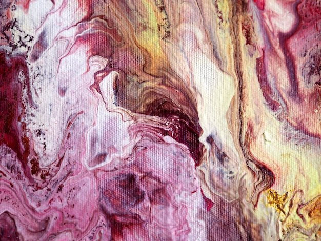Peinture à l'huile couleurs colorées luxe naturel. abstrait