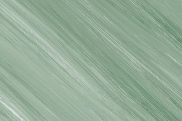 Peinture à l'huile verte texturée