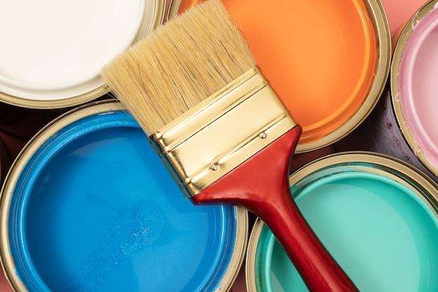 Peinture intérieure facile à nettoyer si on la compare à la personnalité d'une personne comme une personne soignée
